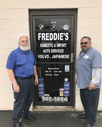 Freddie's Domestic & Import Auto Service